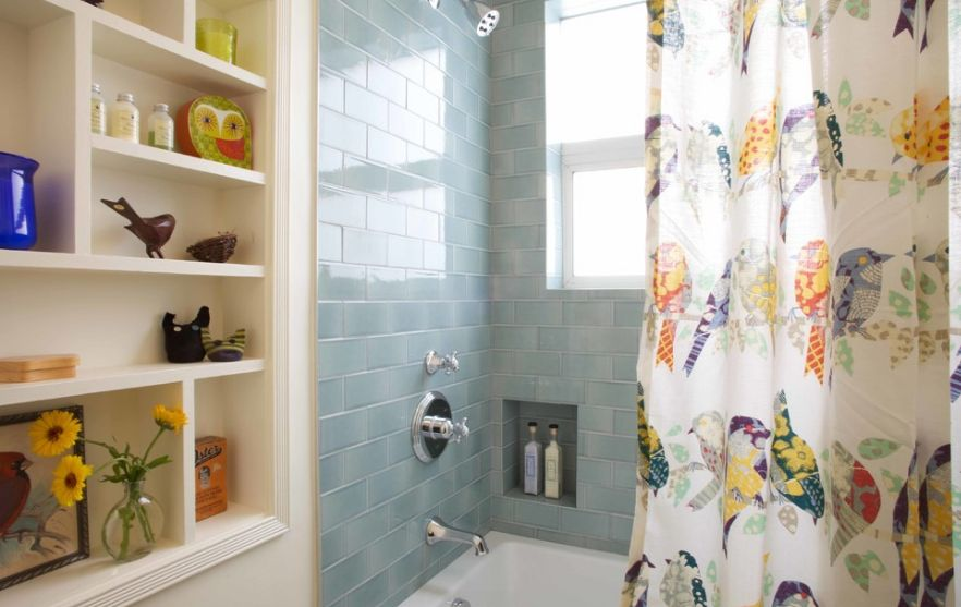 Different Types Of Shower Curtains You Can Use