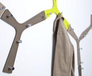 The tree coat rack from Cascando