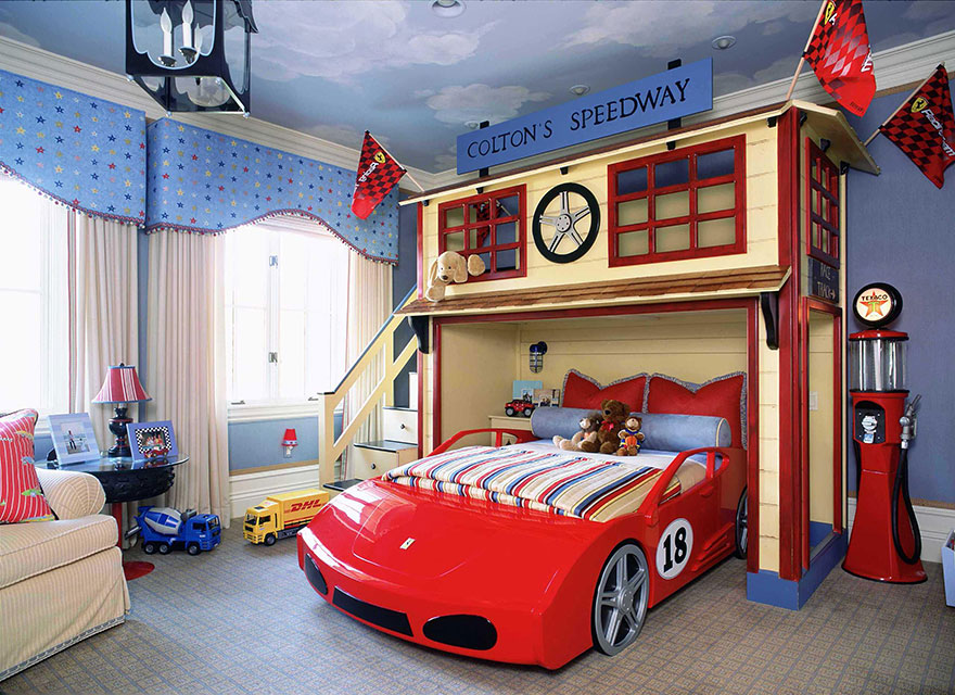 5 Fun Themes That Turn Kids Bedrooms Into Wonderlands