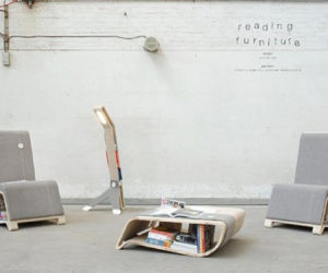 Space Saving Reading Furniture Collection