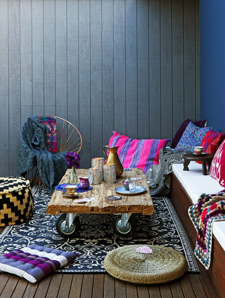 How To Give A Space Bohemian Look