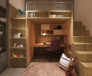 How to decorate and furnish a small study room for Male apartment bedroom ideas