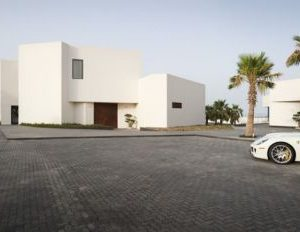 Beautiful Star House in Bnaider- Kuwait by AGi Architects
