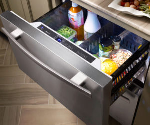 5 Reasons Why You Should An Undercounter Refrigerator