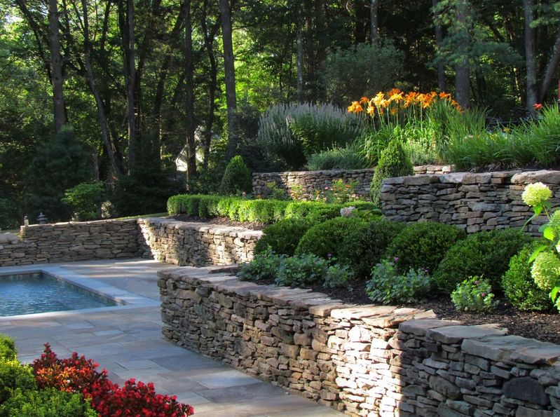Attractive Terraced Gardens U2013 How To Take Beauty To The Next Level Part 27