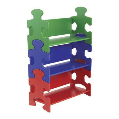 Puzzle Bookshelf For Kids - Lieul-bookshelf-by-ahn-daekyung