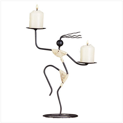 Interesting Candle Holders