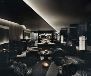 Contemporary Bar & Lounge in Tokyo, Japan
