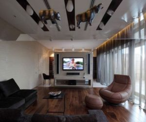 Downtown Montreal Penthouse By Rene Desjardins - Downtown-montreal-penthouse-by-rene-desjardins