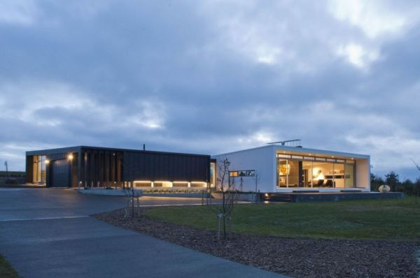Best house structure in martinborough new zealand for Best type of architecture