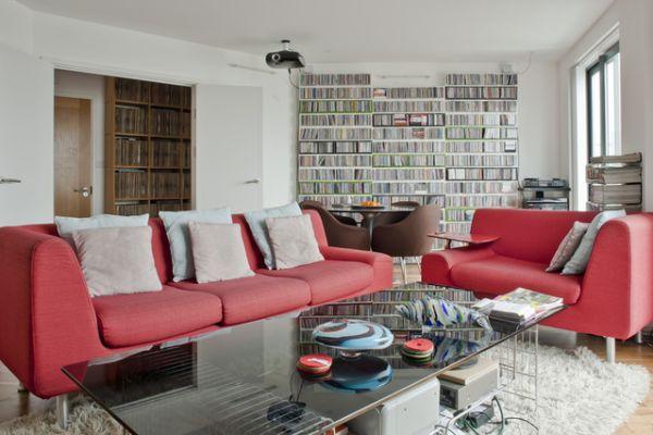 Modern London Penthouse