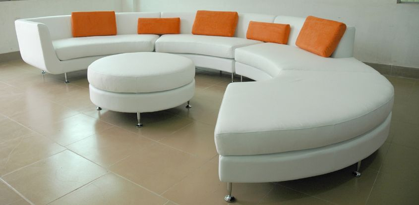 San Remo Contemporary Leather Sofa - San-remo-contemporary-leather-sofa