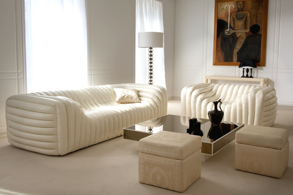 versace sofa collection. Black Bedroom Furniture Sets. Home Design Ideas