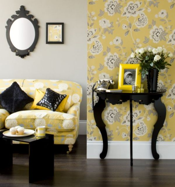 Black White And Yellow Bedroom Ideas 3 Unique Decorating Design