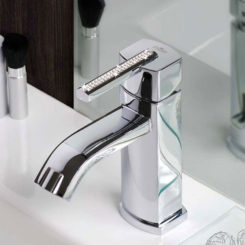 Royden Pull Down Kitchen Faucet Kitchen Signature Hardware signaturehardware.com Kitchen Kitchen Faucets Single Hole Faucets