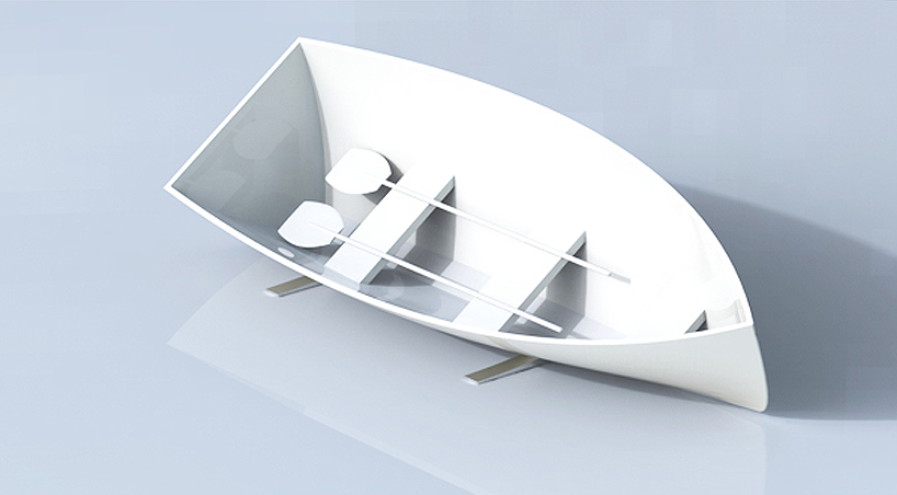Unusual Boat Sofa By Bongyoel Yang Nice Ideas