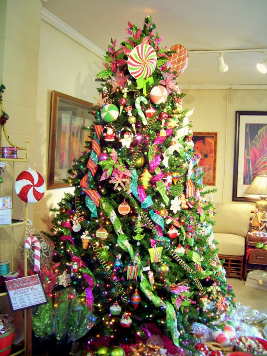 View In Gallery. So Here Are Some More Christmas Ideas For Your Tree.