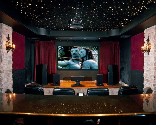 how to design and plan a home theater room. Black Bedroom Furniture Sets. Home Design Ideas