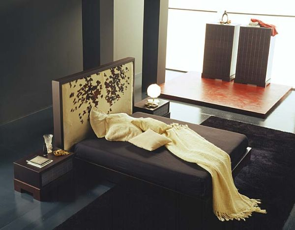 japanese themed bedroom home decorating ideas with an asian theme 11915
