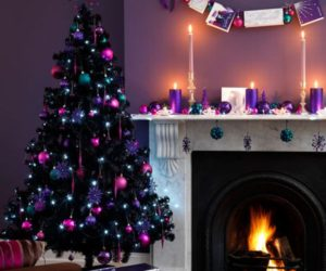 more christmas tree decoration ideas - Apartment Christmas Decorating Ideas