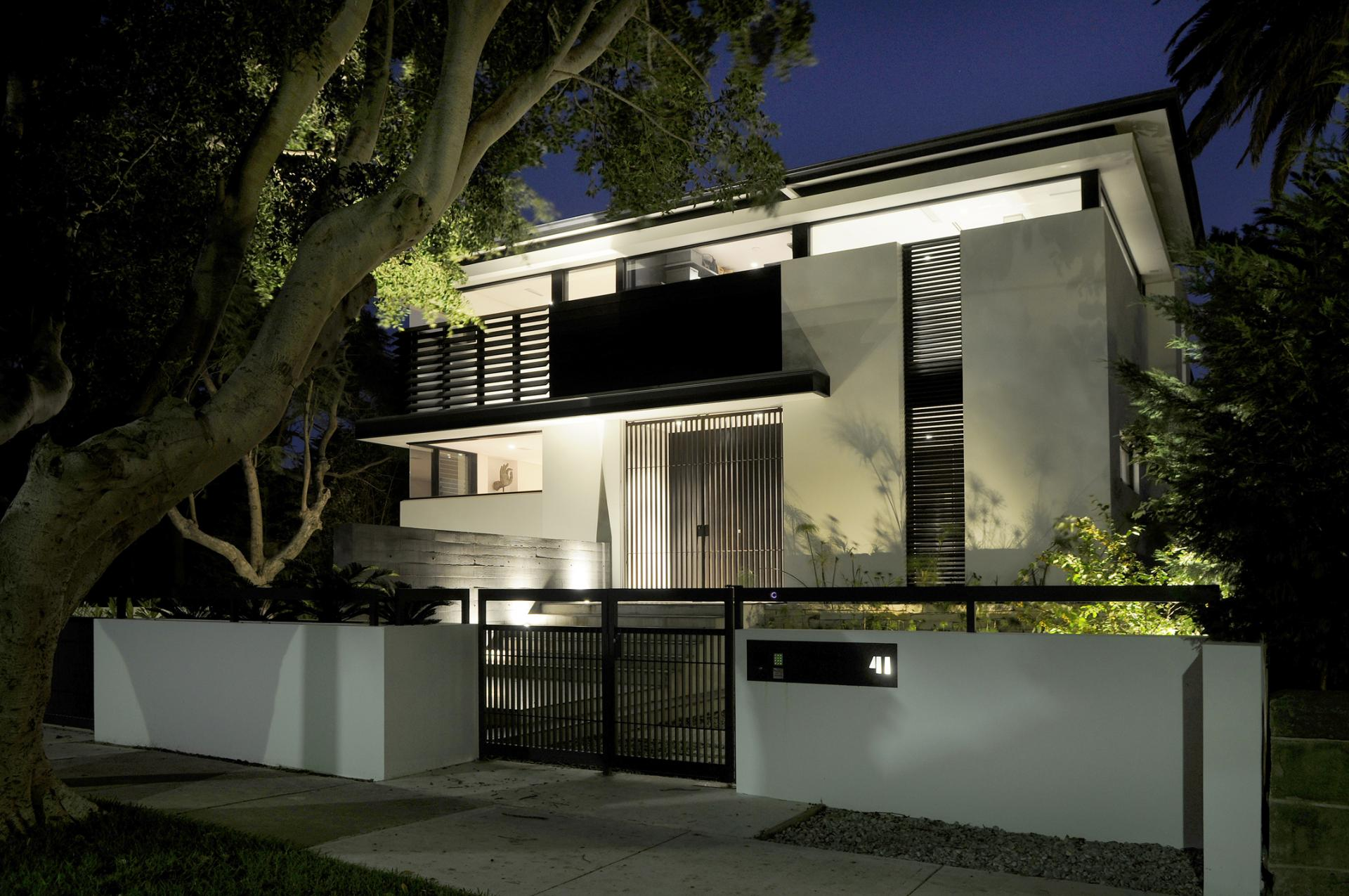 N House Bellevue Hill By Bruce Stafford Architects - Bellevue hill house