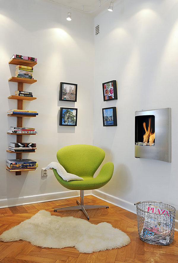 50 Amazing Reading Corners Design Inspiration