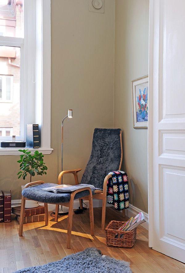 50 Amazing Reading Corners Design Inspiration