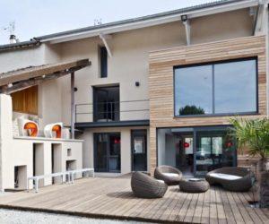 210 sqm Contemporary House by L'Autre Fabrique Architectures