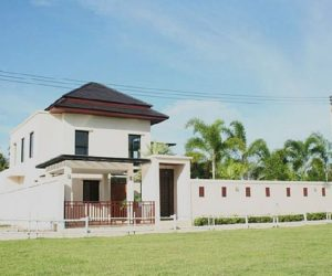 Heavenly villa in Pattaya
