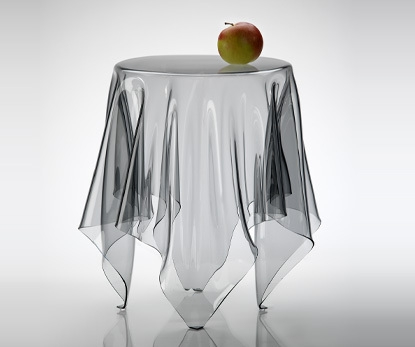 Illusion Side Table By Essey