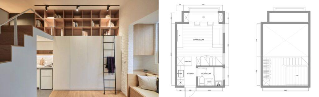 Practical Apartment Storage