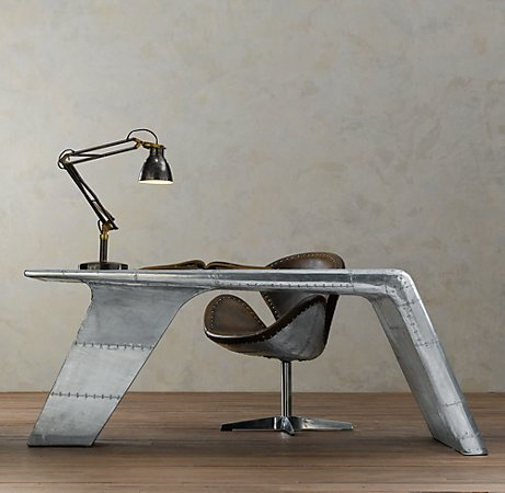 Attrayant Aviator Wing Desk