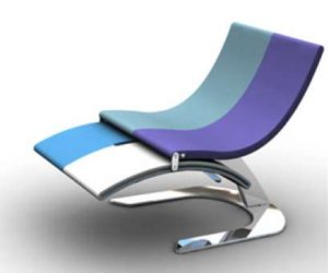 Icila Chaise By Cecile Planchais · Oviedo Chaise Oviedo Chaise · Lounge  Chair Turns Into Chaise Longue