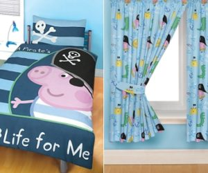 Funny Curtains for the Kids Room