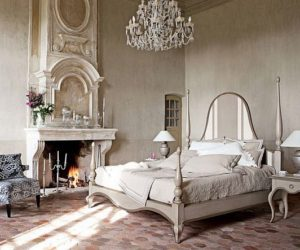 Baroque and Medieval Bedroom Design Ideas