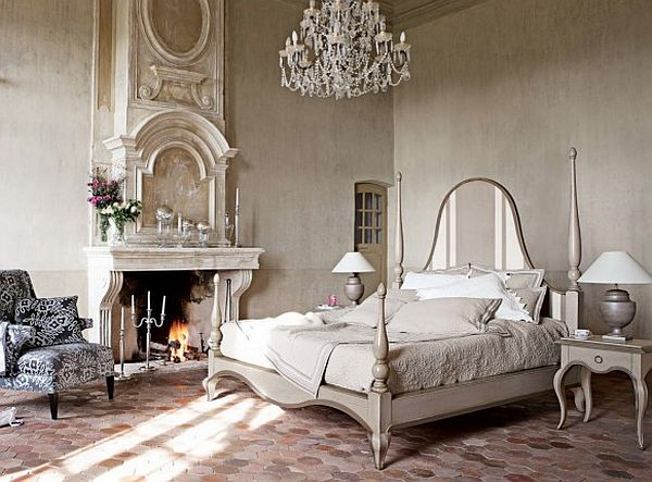 Superbe Baroque And Medieval Bedroom Design Ideas