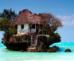 A Peaceful Ocean House