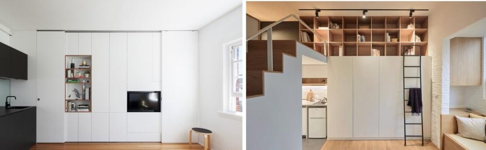 Studio Apartment And One-Bedroom