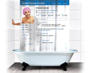 Funny Shower Curtains – 15 Beautiful Designs