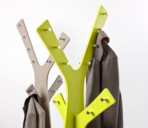 The Tree Coat Stand By Robert Bronwasser For Cascando