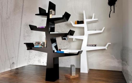 The Wintertree Bookshelf