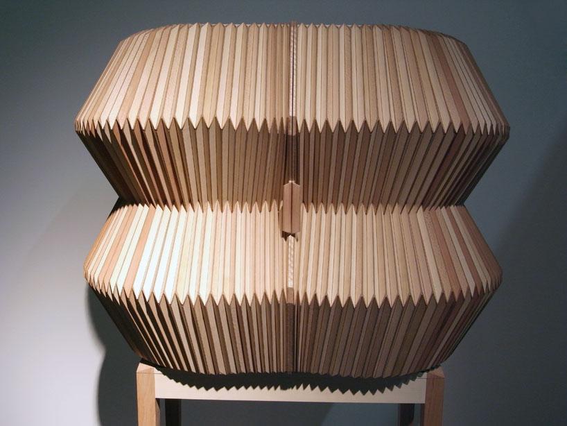 accordion cabinet