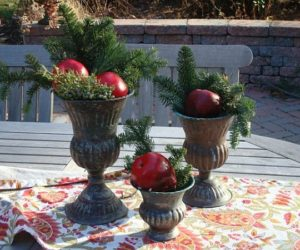 Decorate your home with outdoor urns