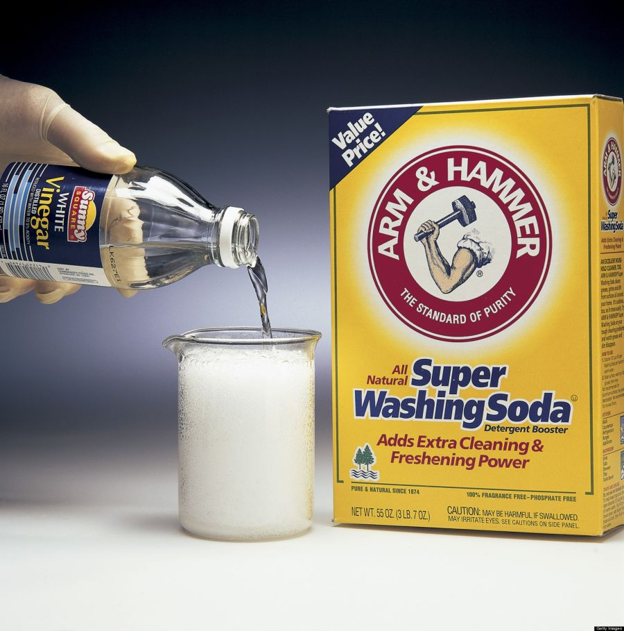 Clever Stain Removing Tricks Borrowed From Grandma