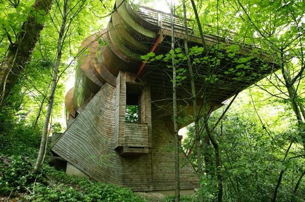 View in gallery & Wilkinson Residence Portland  Oregon - The Tree House