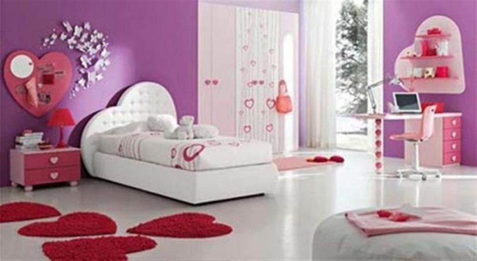 Decorated Room how to create a romantic bedroom for valentine's day?