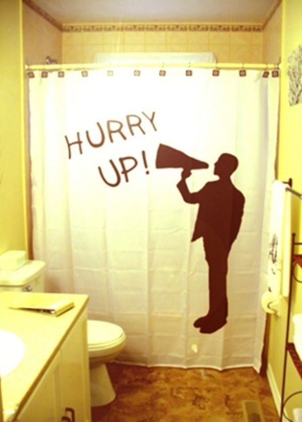 Funny Shower Curtains Beautiful Designs
