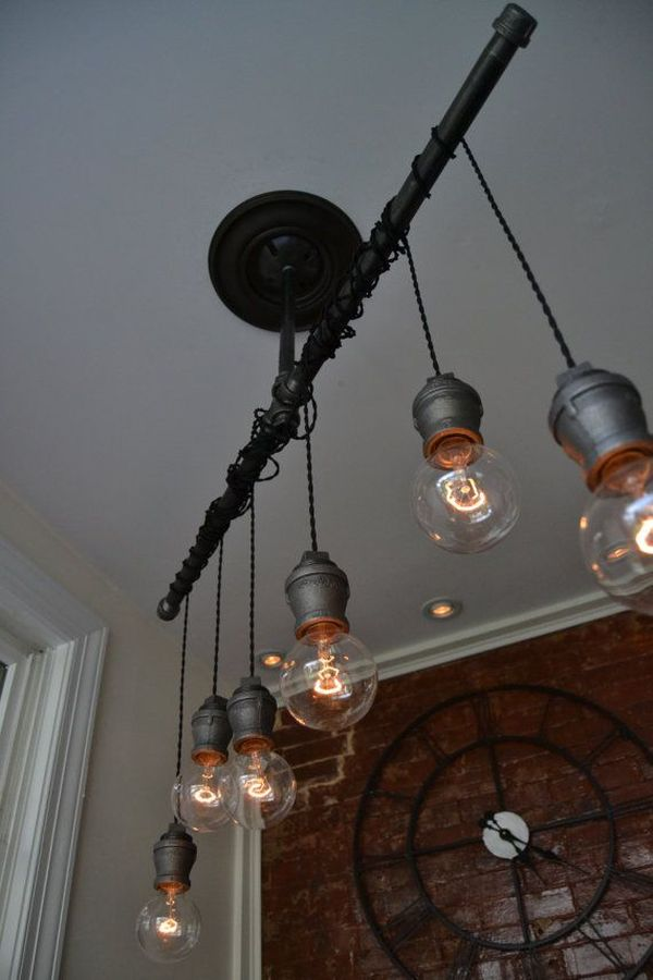 How to brighten your home with ceiling lights industrial fixtures mozeypictures Image collections