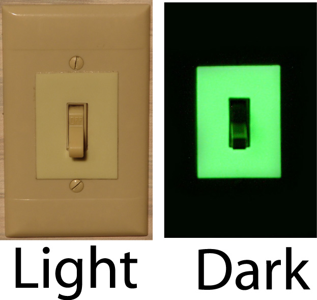 Fluorescent Light Switch Patch Photo Gallery