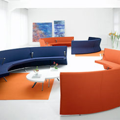 Ylo Circular Sofa Sectional By Lamm